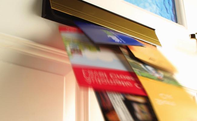 Доставка листовок по почтовым ящикам