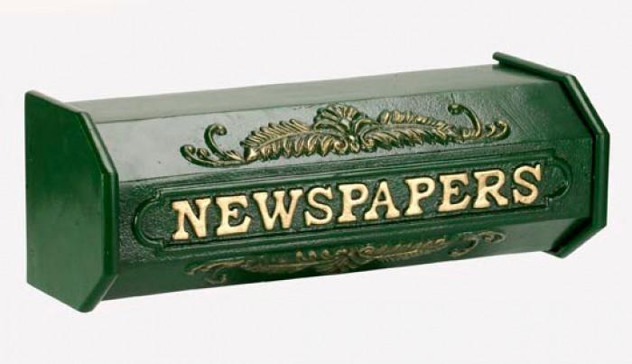Распространение газет по ящикам