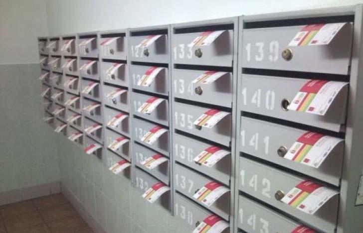 Распространение листовок по почтовым ящикам длябизнеса